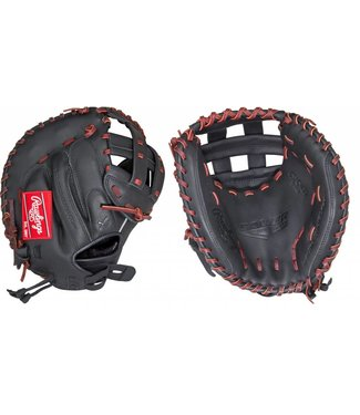 "RAWLINGS GSBCM33 Gamer 33"" Catcher's Fastpitch Glove"