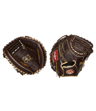 "RAWLINGS RGGCM43MO Gold Glove 34"" Catcher's Baseball Glove"