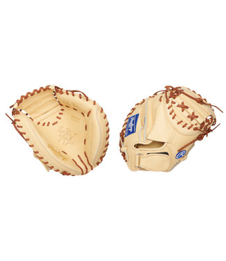 "RAWLINGS PROSP13C Heart of the Hide 32.5"" Catcher's Baseball Glove"