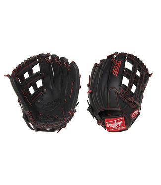 "RAWLINGS R9YPT6-6B R9 Pro Taper 12"" Youth Baseball Glove"
