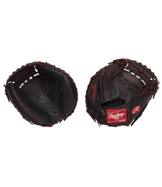 "RAWLINGS R9YPTCM32B R9 Pro Taper 32"" Youth Catcher's Baseball Glove"