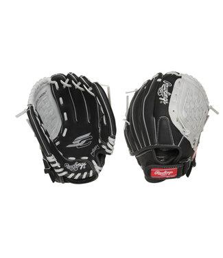 "RAWLINGS SC105BGB Sure Catch 10.5"" Youth Baseball Glove"