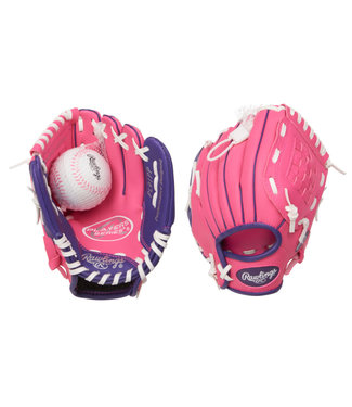 """RAWLINGS PL91PP Player's Series 9"""" Youth Baseball Glove"""