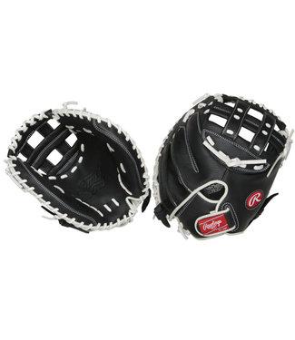 "RAWLINGS RSOCM325BW Shutout 32.5"" Catcher's Softball Glove"
