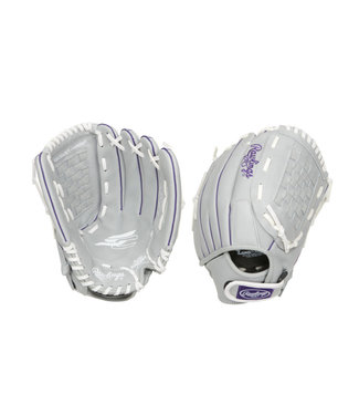 """RAWLINGS SCSB125PU Sure Catch 12.5"""" Youth Fastpitch Glove"""