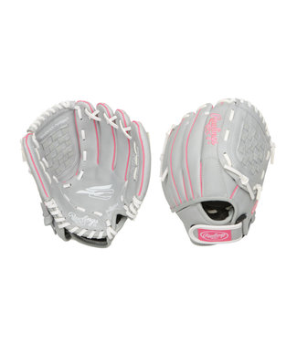 "RAWLINGS SCSB105P Sure Catch 10.5"" Youth Fastpitch Glove"