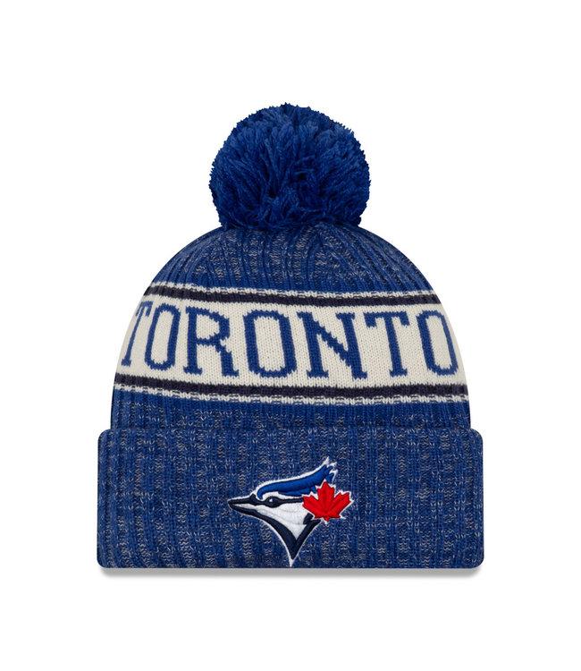NEW ERA Tuque Adulte NE18 Sports des Blue jays de Toronto