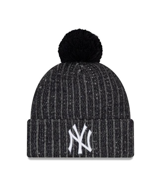 NEW ERA Tuque Adulte Knitclrtwist A3 des Yankees de New York