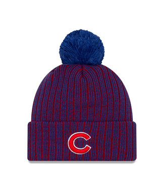 NEW ERA Tuque Adulte Knitclrtwist A3 des Cubs de Chicago