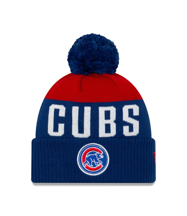 NEW ERA Men's Knitpatch A3 Chicago Cubs