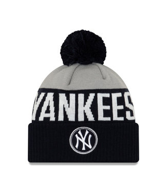 NEW ERA Tuque Adulte Knitpatch A3 des Yankees de New York