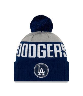NEW ERA Tuque Adulte Knitpatch A3 des Dodgers de Los Angeles