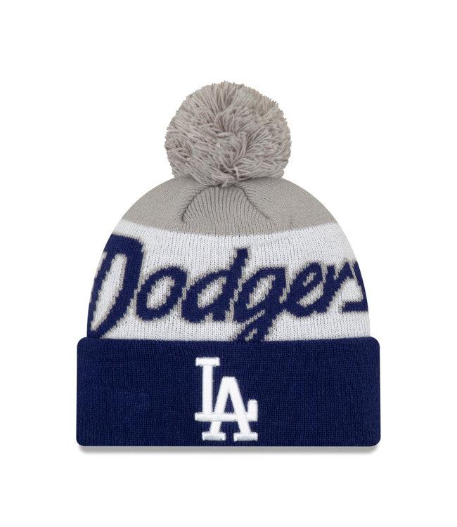 NEW ERA Tuque Adulte Script A3 des Dodgers de Los Angeles