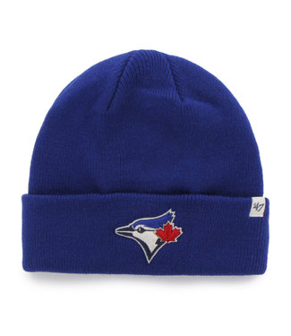47BRAND Tuque MLB Raised Cuff des Blue Jays de Toronto