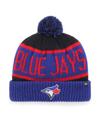 47BRAND Tuque MLB Calgary Cuff des Blue Jays de Toronto
