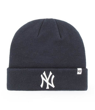 47BRAND Tuque MLB Raised Cuff des Yankees de New York