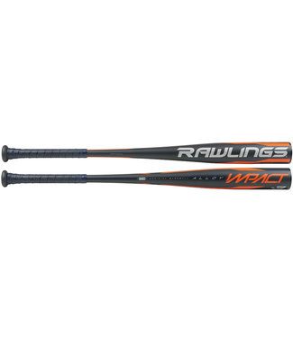 RAWLINGS BBZI3 Impact Alloy BBCOR Baseball Bat (-3)