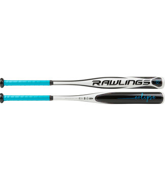 RAWLINGS Bâton de Fastpitch Eclipse Alloy Fastpitch Bat FPZE12 (-12)