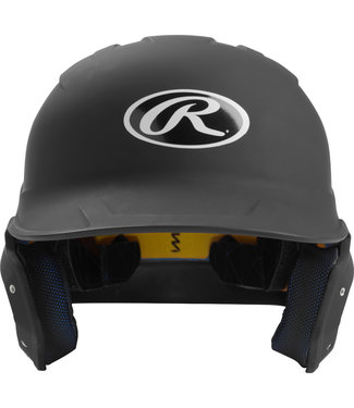 RAWLINGS Mach 1-Tone Matte Batting Helmet