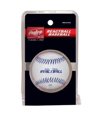 RAWLINGS Balle de Réaction Baseball Pro-Style