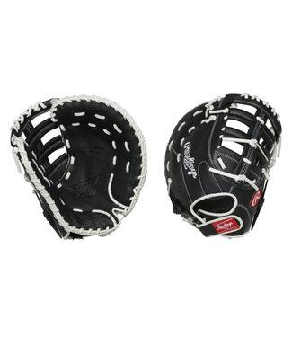 """RAWLINGS RSOFBMBW Shutout 13"""" Firstbase Softball Glove"""