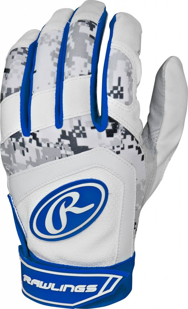 RAWLINGS 5150BGY Youth Batting Gloves