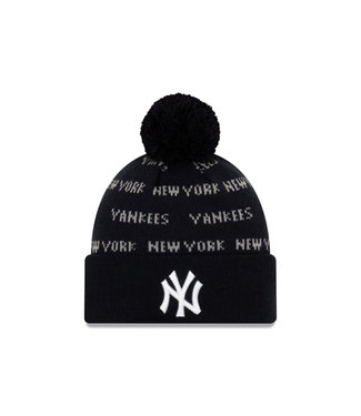NEW ERA Jr Knit Repeat A3 New York Yankees