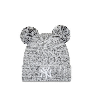 NEW ERA Jr Knit Pomduel A3 New York Yankees