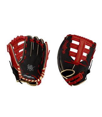 "RAWLINGS PRO130SB-BSG Heart of the Hide Custom 13"" Softball Glove"