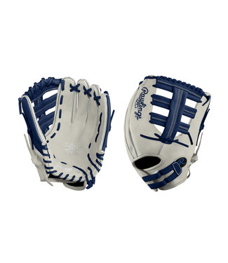 "RAWLINGS PRO130SB-WR Heart of the Hide Custom 13"" Softball Glove"