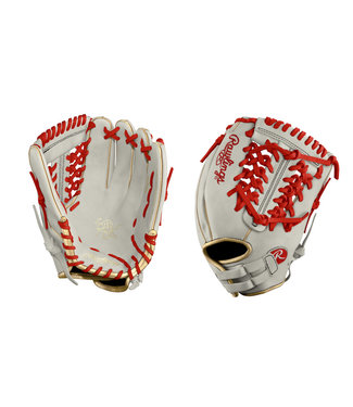 "RAWLINGS PRO130SB-WSG Heart of the Hide Custom 13"" Softball Glove"