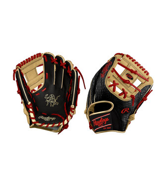 "RAWLINGS Gant de Baseball Heart of the Hide Custom 11.5"" PRO204-BCCMS"