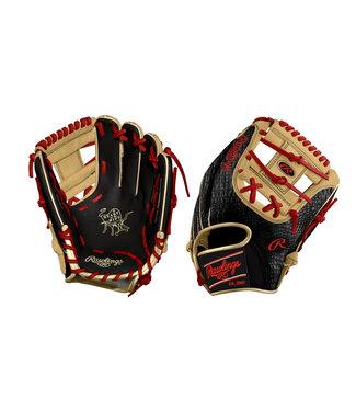 "RAWLINGS PRO204-BCCMS Heart of the Hide Custom 11.5"" Baseball Glove"