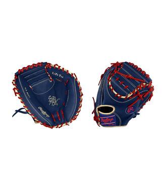 "RAWLINGS PROCM33-RSG Heart of the Hide Custom 33"" Baseball Catcher Glove"