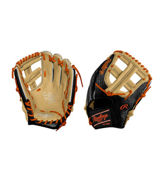 "RAWLINGS Gant de Baseball Heart of the Hide Custom 11.75"" PROFL12-BCCMO"