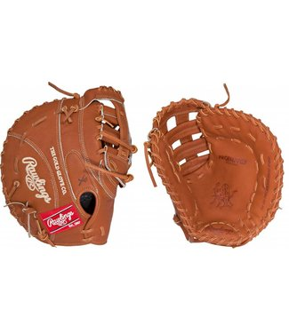 RAWLINGS Gant de baseball de premier but PROFM20GB Heart Of The Hide 12.25""