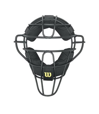 WILSON Dyna-Lite Aluminium Umpire Mask