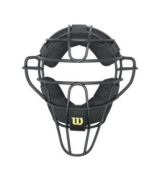 WILSON Masque d'Arbitre Dyna-Lite Aluminium