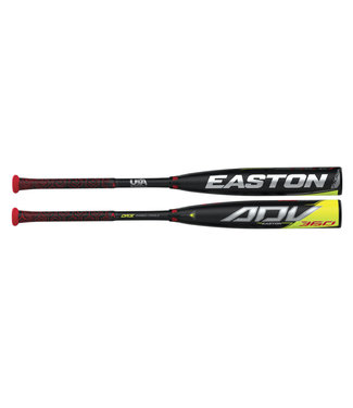 "EASTON YBB20ADV10 ADV 360 2 5/8"" USA Baseball Bat (-10)"