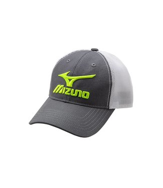 MIZUNO Mesh Trucker Hat One Size