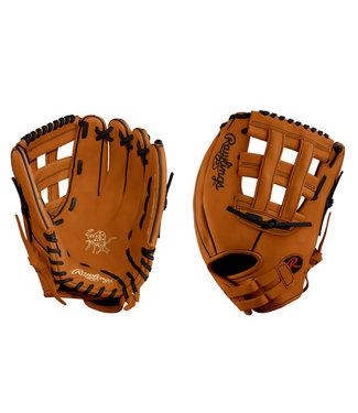 "RAWLINGS PRO130SB-TB Heart of the Hide Custom 13"" Softball Glove"
