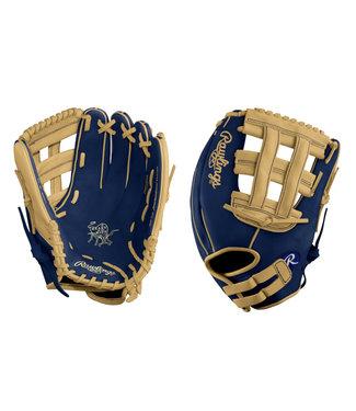 "RAWLINGS PRO130SB-RCM Heart of the Hide Custom 13"" Softball Glove"