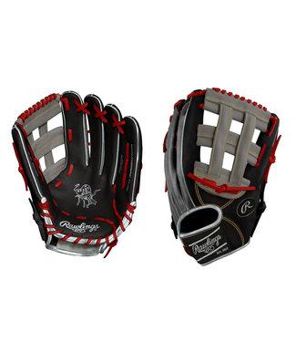"RAWLINGS Gant de Baseball Heart of the Hide Custom 12.75"" PRO3039-BGS"