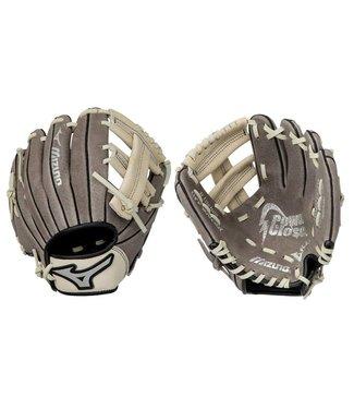 "MIZUNO GPP900Y2 Prospect Grey 9"" Youth Baseball Glove"