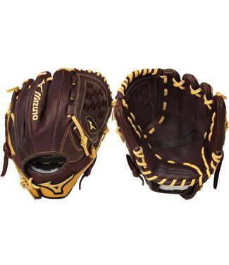 "MIZUNO GFN1100B2 Franchise Brown 11"" Baseball Glove"