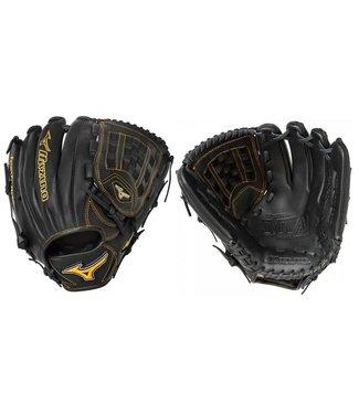 "MIZUNO GMVP1200PY2 Mvp Prime Future Black 12"" Youth Baseball Glove"