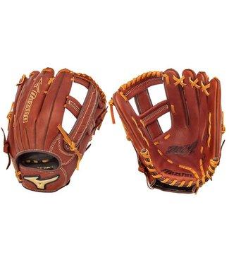 "MIZUNO GMVP1250S2 Mvp Brown 12.5 ""Slowpitch Glove"
