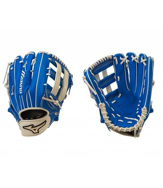"MIZUNO GGE73 Global Elite Royal/Cream 12.75"" Baseball Glove"