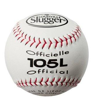 LOUISVILLE SLUGGER Balle de Softball 105L (UN)