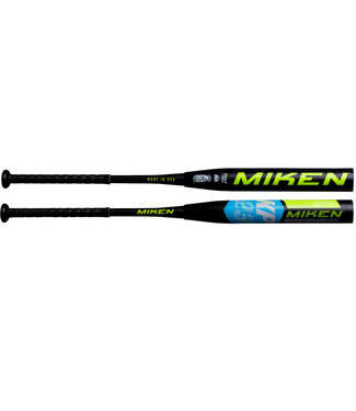 "MIKEN Bâton de Softball Miken Freak 23 2020 Maxload 12"" Baril USSSA"